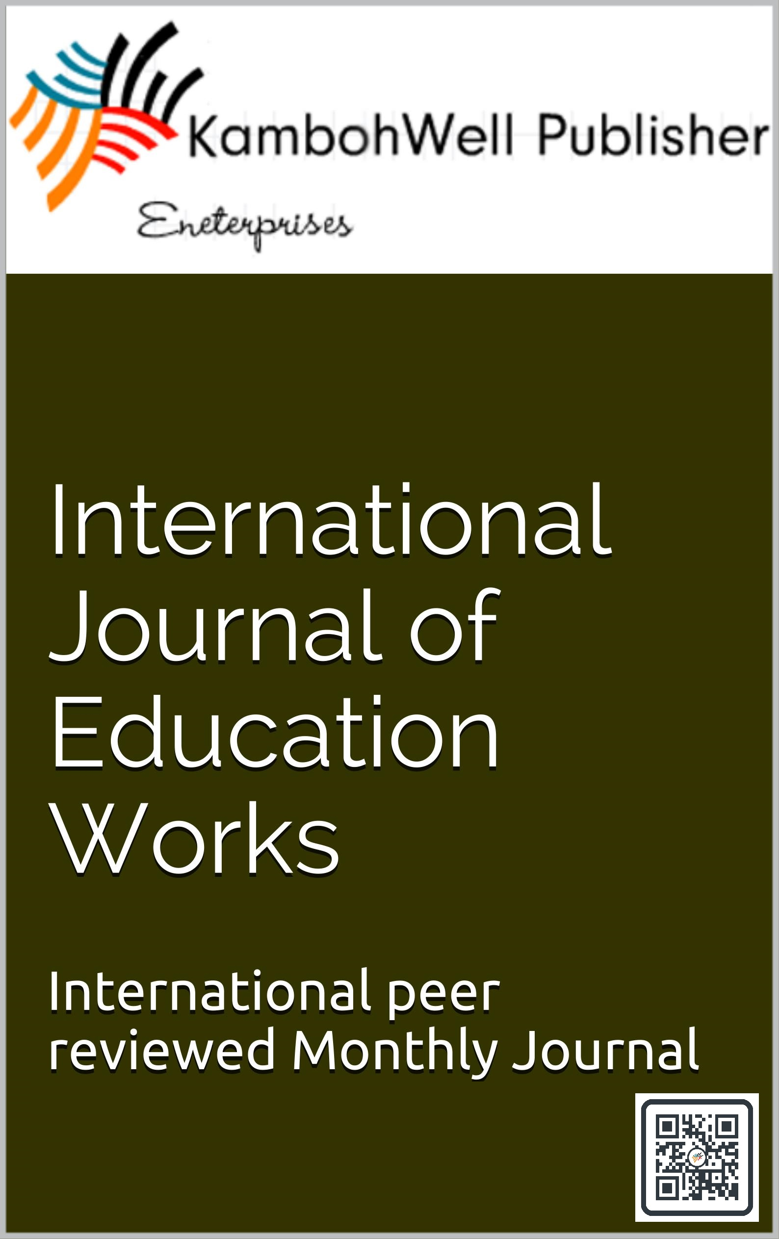 International Journal of Education Works