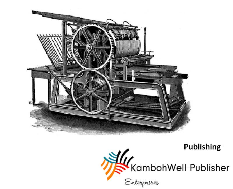 Kambohwell, Publishing